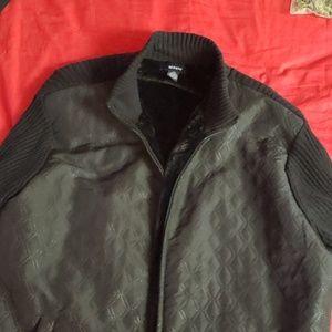 Alfani fur coat